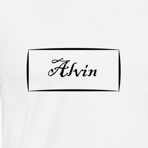 Alvin - Men's Premium T-Shirt