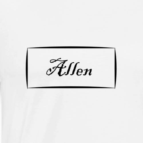 Allen - Men's Premium T-Shirt