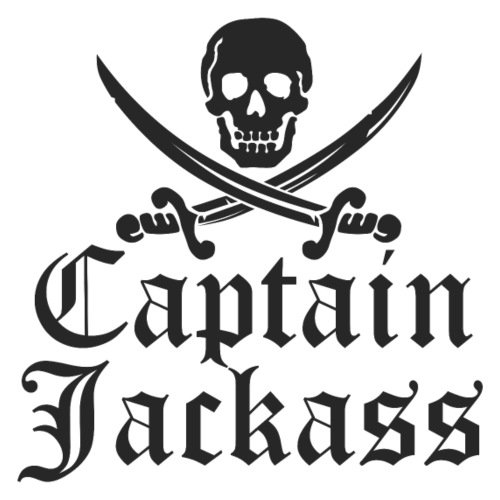 captainjackass - Men's Premium T-Shirt