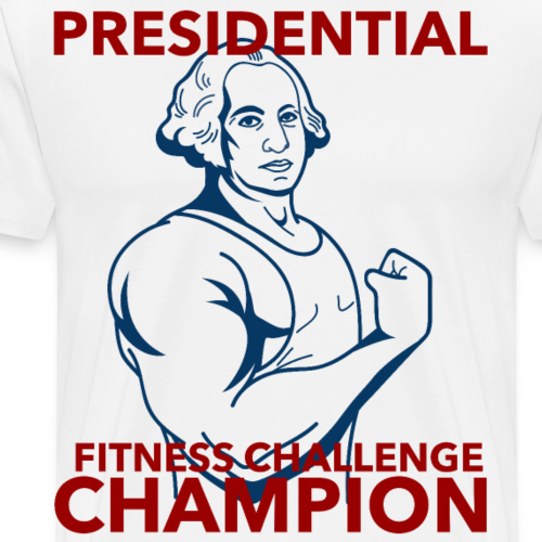 Presidential Fitness Challenge Champ - Washington