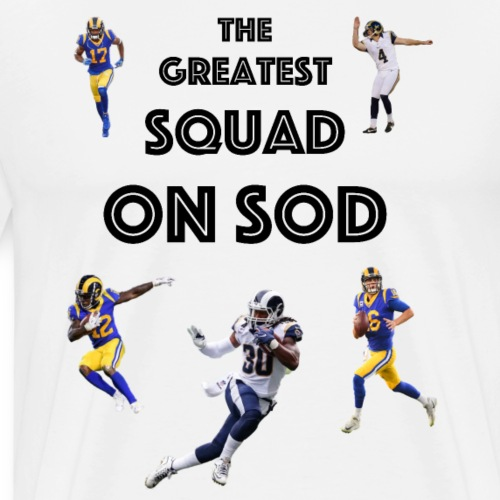 Greatest Squad on Sod 2.0 - Men's Premium T-Shirt