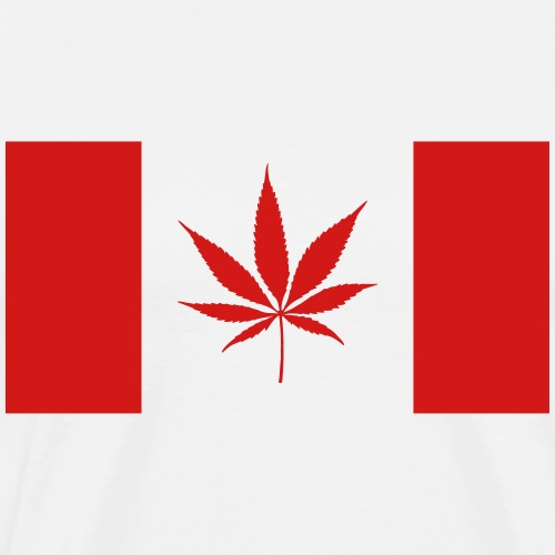 Canada High - Men's Premium T-Shirt