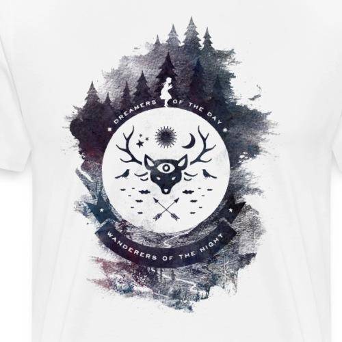 Dreamers and Wanderers - Men's Premium T-Shirt