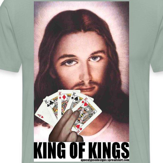 king of kings tshirt
