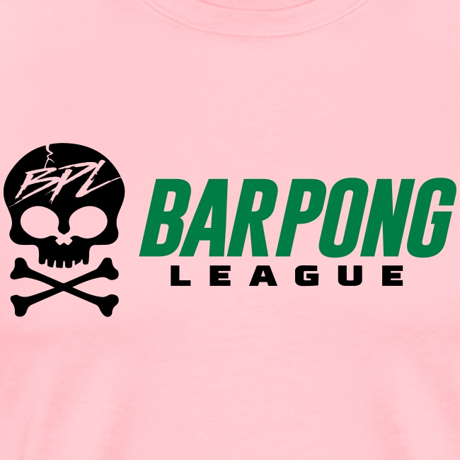 Bar Pong League Wide Logo