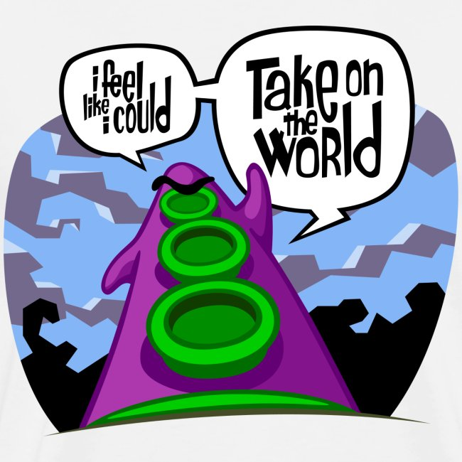 Day of the Tentacle Take on the World