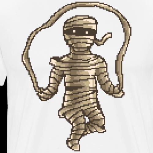 Mummy Jumprope | Pixelart Workout