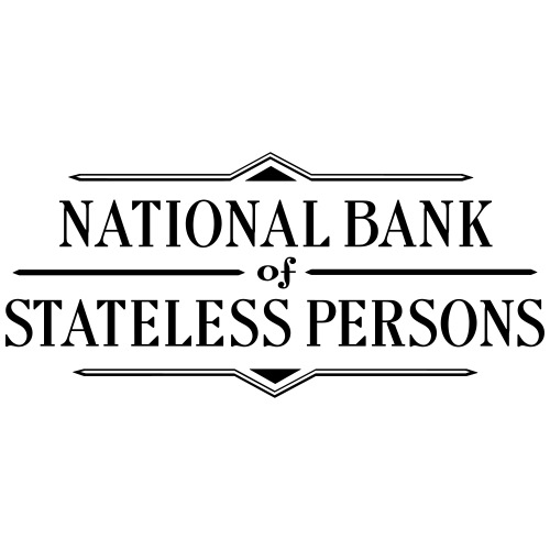 National Bank of Stateless Persons - Men's Premium T-Shirt