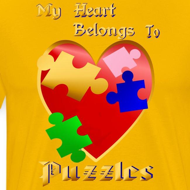 My Heart Belongs- puzzles