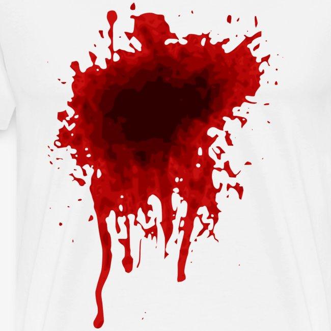 Blood Stain - Mens Premium T-Shirt | RandomGK