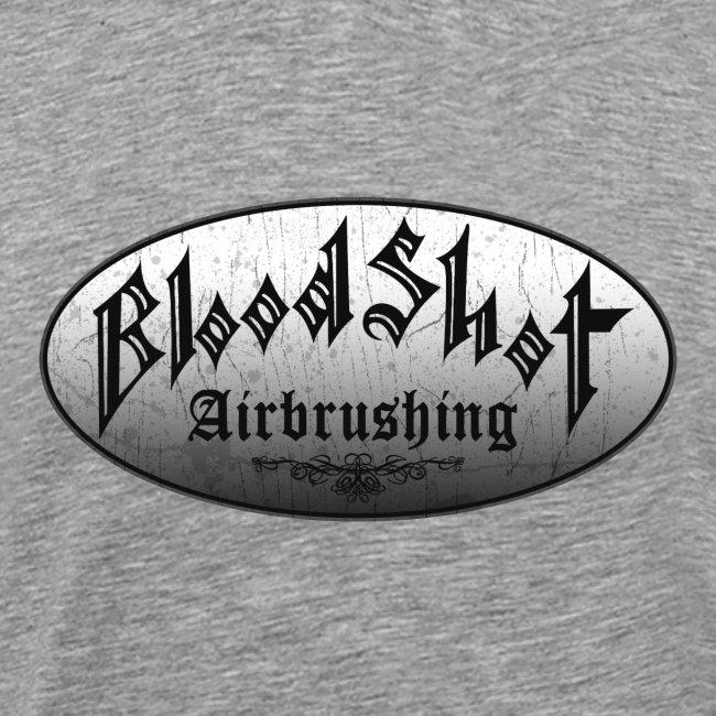 BloodShot Logo Black/White