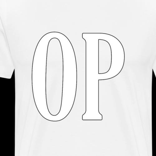 OP Shirt - Men's Premium T-Shirt