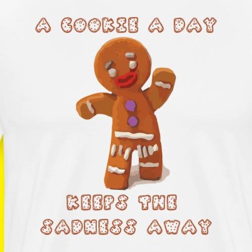 National Gingerbread Day - Men's Premium T-Shirt