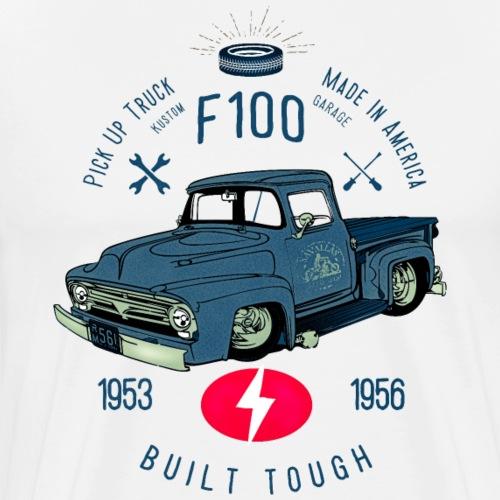F100 Built Tough - Men's Premium T-Shirt