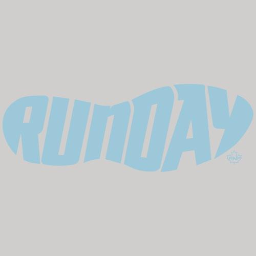RUNDAY shoe logo - Men's Premium T-Shirt