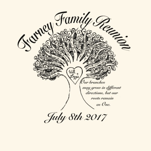 Farney Reunion Design 2 - Men's Premium T-Shirt