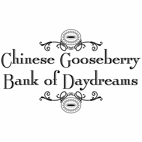Chinese Gosseberry Bank of Daydreams - Men's Premium T-Shirt