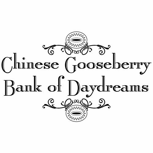 Chinese Gosseberry Bank of Daydreams - Men's Premium T-Shirt
