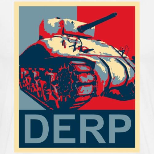 DERP - Men's Premium T-Shirt
