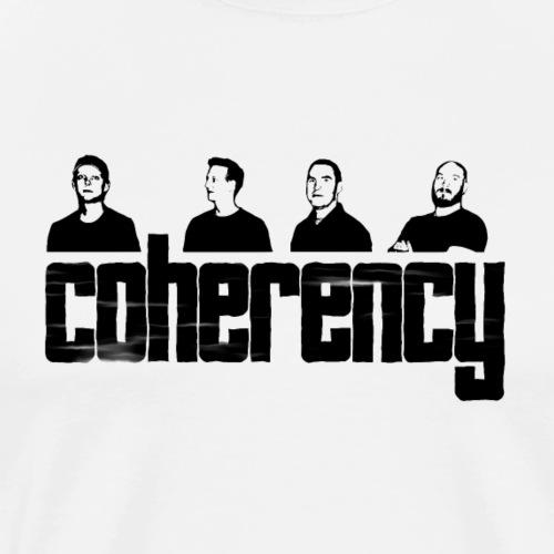 Coherency Guys - Men's Premium T-Shirt
