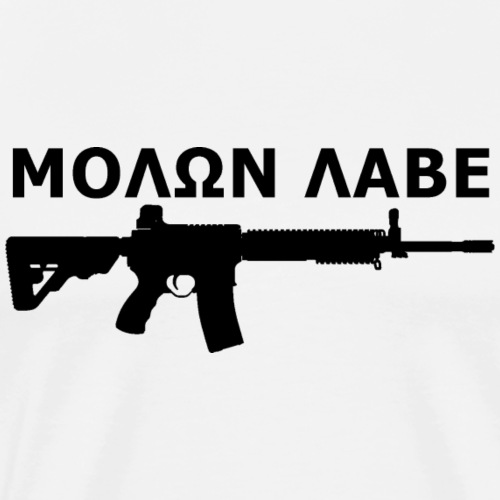MOLON LABE - Men's Premium T-Shirt