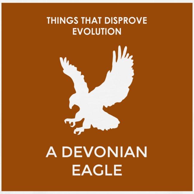 A devonian eagle