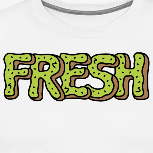 Fresh Kiwi - Men's Premium T-Shirt