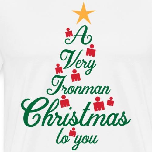 MERRY IRONMAN - Men's Premium T-Shirt