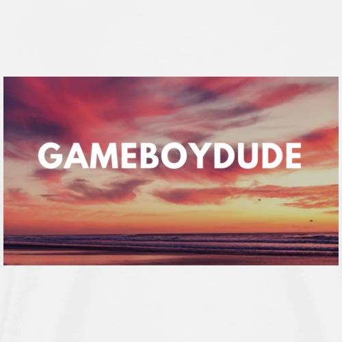 GameBoyDude merch store - Men's Premium T-Shirt