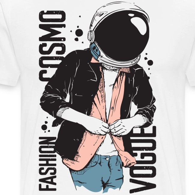 astronaut fashion style trend