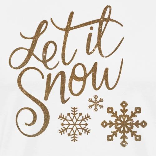 let it snow summer winter