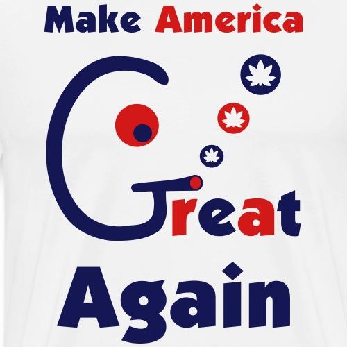 Make America Great - Men's Premium T-Shirt