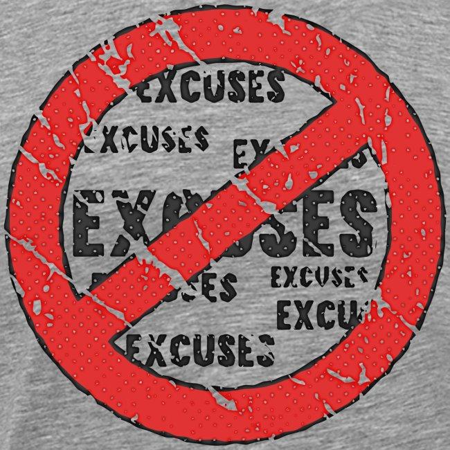 No Excuses | Vintage Style