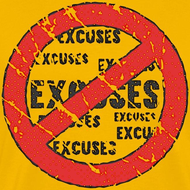 No Excuses   Vintage Style
