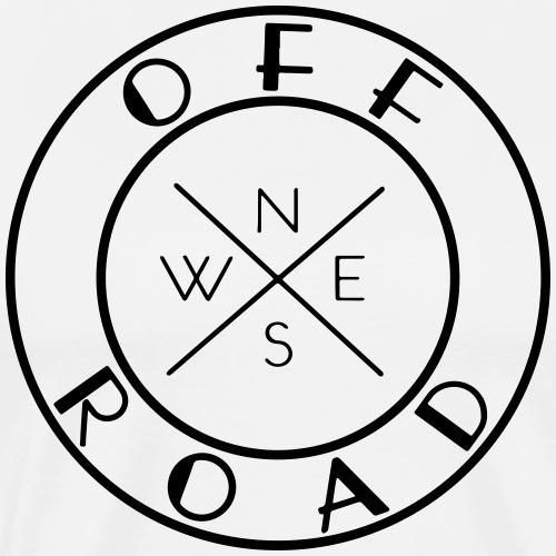 Off-road - Men's Premium T-Shirt