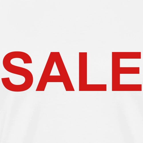 Sale - Men's Premium T-Shirt