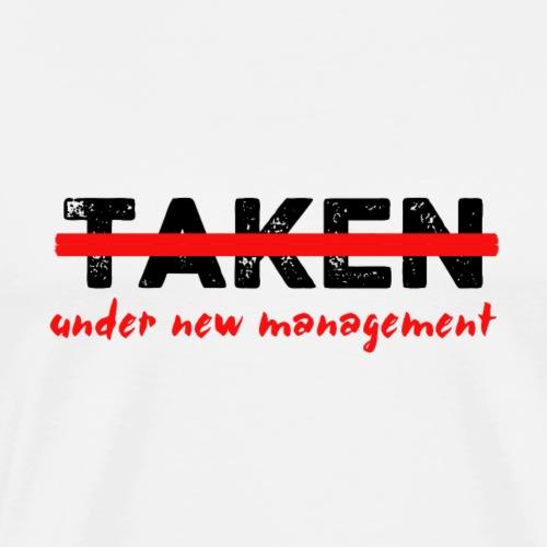Under New Management - Men's Premium T-Shirt