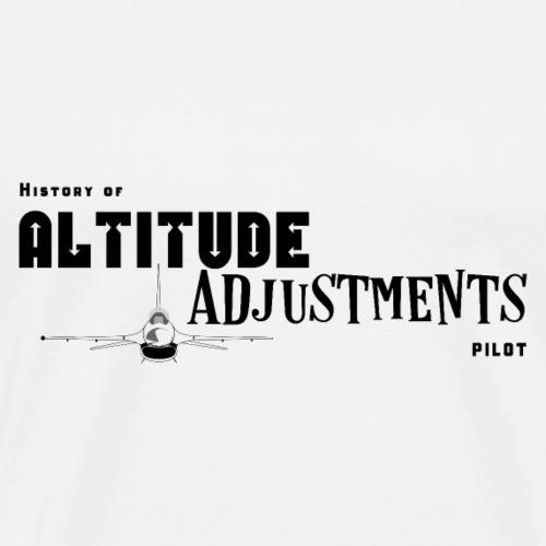 Altitude adjustment