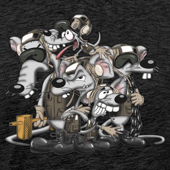 Line Rats