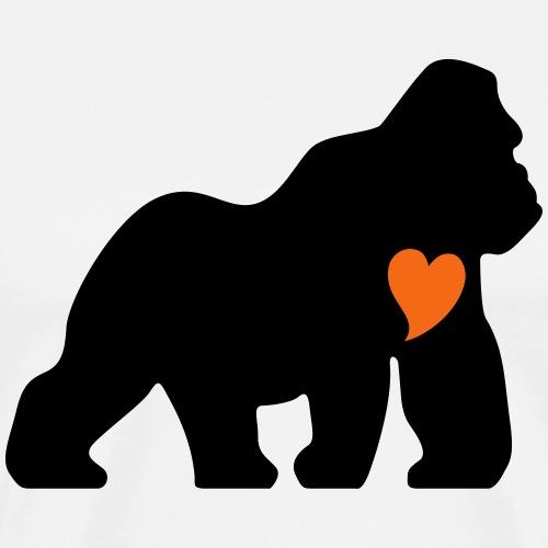Gorilla Love - Men's Premium T-Shirt