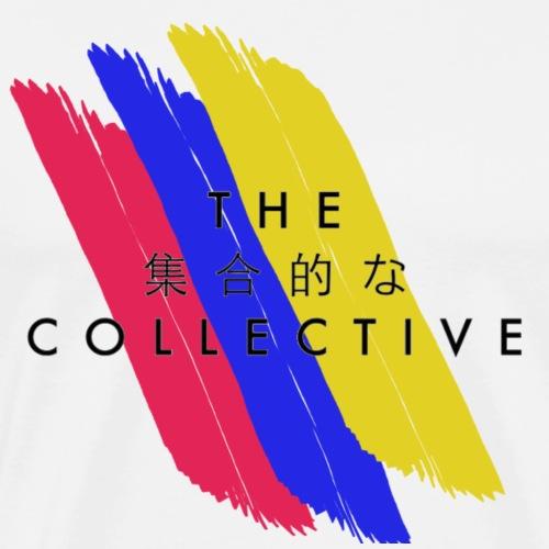 Color strokes - Men's Premium T-Shirt