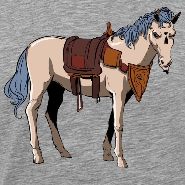 Useless the Horse png