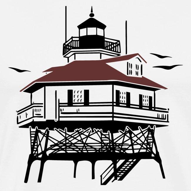Lighthouse Drawing Illustration
