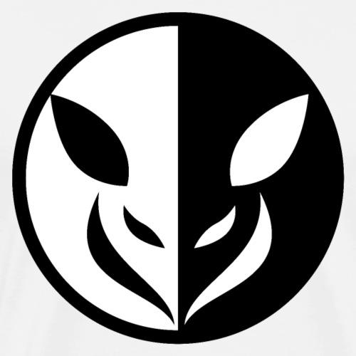 Small Animal Logo Illustration - Men's Premium T-Shirt