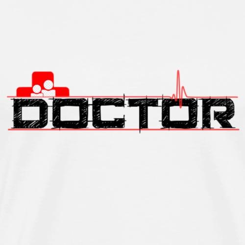 Doctor - Men's Premium T-Shirt