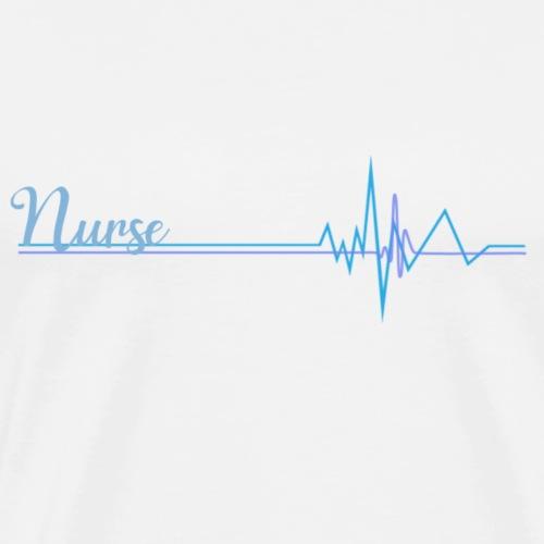 Nurse - Men's Premium T-Shirt