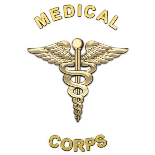 Medical Corps Branch Insignia - Men's Premium T-Shirt