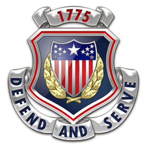 AG Corps Regimental Insignia - Men's Premium T-Shirt