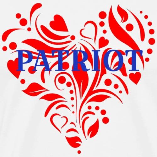 PATRIOT - Men's Premium T-Shirt