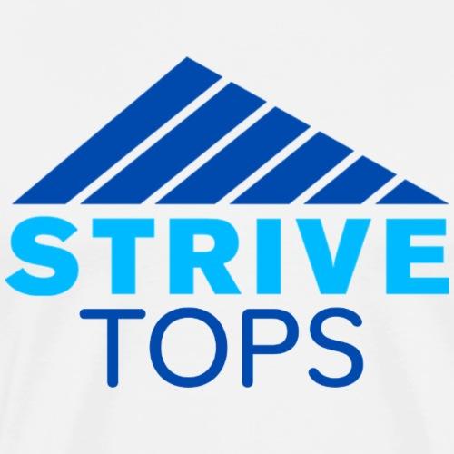 STRIVE TOPS - Men's Premium T-Shirt